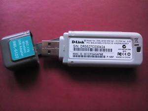 Adattatore USB Wifi D-Link per Windows Xp