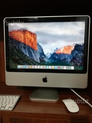 Apple i-mac 20 del  ipad air 32 gb cellular