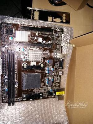 Asrock 960gm-vgs3 fx socket am3 pari al nuovo
