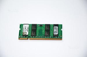 Banco memoria 2Gb 667MHz