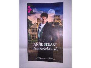 """Bel Romanzo Storico """"Il valzer del diavolo"""" Anne Stuart"""