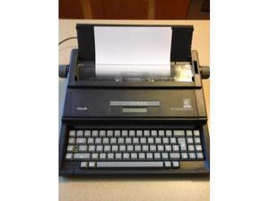 Macchina da scrivere elettrica OLIVETTI ET Personal 630.