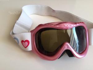 Maschera sci per bambina Hello Kitty