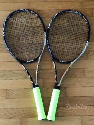 Paio Racchette Tennis Wilson Blade 98