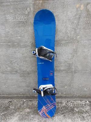 Tavola da snowboard elan posot class - Tavola snowboard attacchi offerta ...