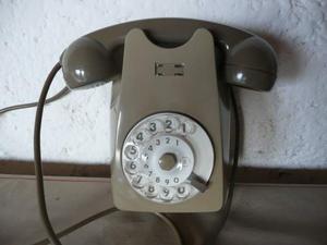 Telefono a disco da parete s62 bigrigio siemens
