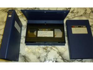 Videocassette VHS & S-VHS