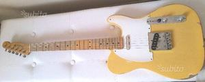 Fender telecaster road worn 50' blonde