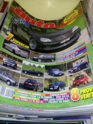 200 riviste AUTOMOBILE a 100 euro