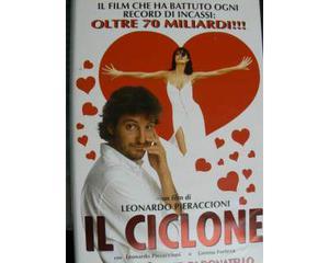 Cassetta VHS del film IL CICLONE