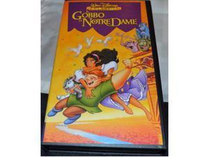 IL Gobbo di Notre Dame Vhs I Classici Walt Disney