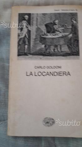 La Locandiera CARLO GOLDONI