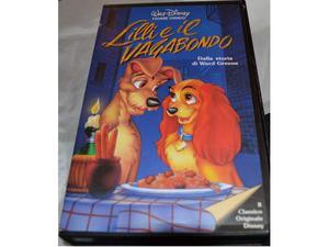 Lilli e il Vagabondo - Vhs - Walt Disney Home Video