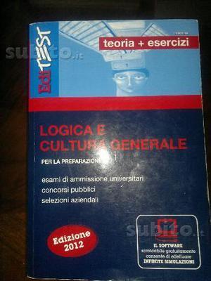 Test medicina logica e cultura generale