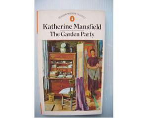 Katherine Mansfield Festa In Giardino Posot Class