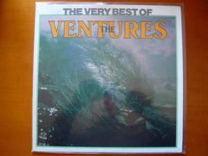The ventures - the very best of the ventures (lp)