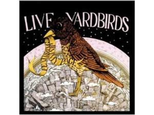 The yardbirds - live yardbirds (featuring jimmy pa