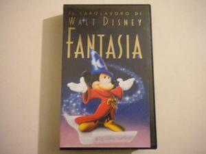 VHS FANTASIA - Walt Disney