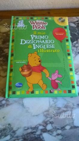"""W. The Pooh """"Il mio primo dizionario di inglese"""""""
