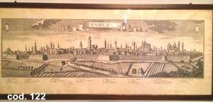 122_vecchia stampa della città di Padova