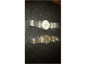 2 seiko lady day date quartz vintage made in japan