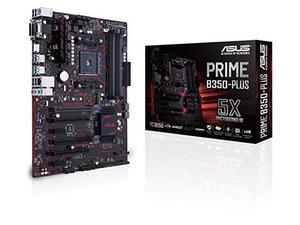 ASUS PRIME B350-PLUS Scheda Madre, AMD AM4 ATX, DD - NUOVO -