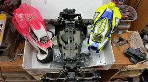 Automodello rc buggy 2wd.shumacher