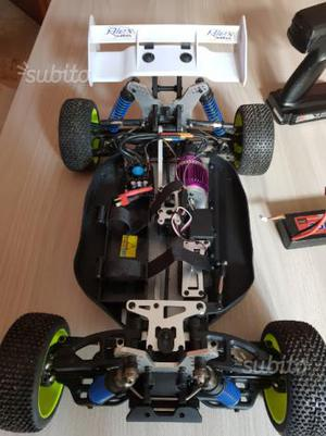 Buggy rc 1/8 brushless rtr