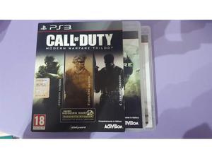Call of duty modern warfare trilogy ps3