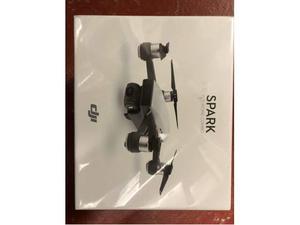 Drone DJI spark bianco.. nuovo ancora sigillato! Mai usato!