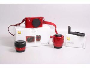 Fotocamera digitale mirrorless nikon j.