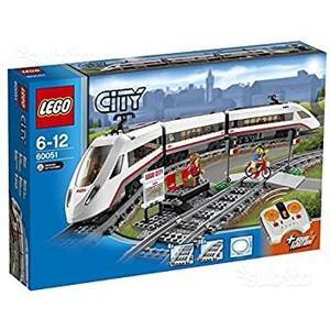 Lego city * treno passeggeri