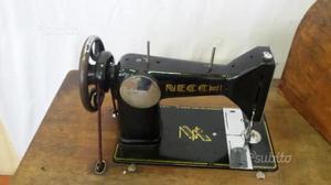 Antica macchina da cucire necchi posot class for Pedale per macchina da cucire necchi