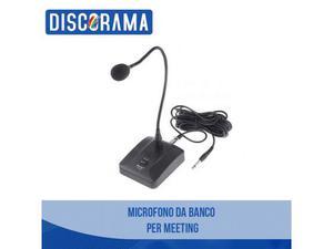 Microfono wvngr wn 308 e wireless posot class - Microfono da tavolo wireless ...