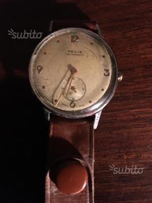 Revue orologio vintage