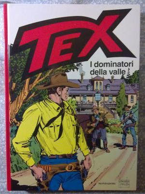 Tex I dominatori della valle (cartonato gigante) + #261 La
