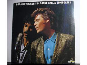 "Daryl Hall & John Oates ""I Grandi Successi"" 1 lp SIGLA"