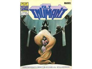 Gli Inumani graphic novel