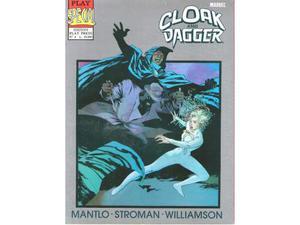 "Graphic Novel ""Cloak e Dagger"""