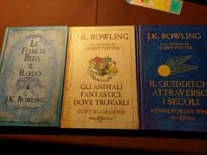Harry Potter: Animali Fantastici,Fiabe Di Beda Il Bardo,