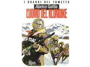 I grandi maestri del fumetto L'uomo del Klondike