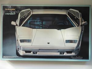 Lamborghini Countach 25th Ann. scala 1/16