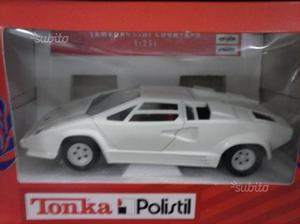 Lamborghini countach 1:25 polistil