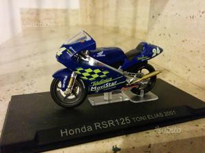 Modellino moto toni elias