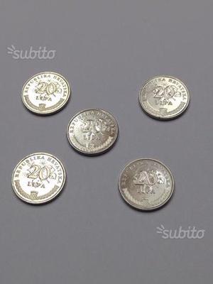 Monete croate 20 Lipa