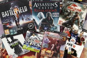PS3 giochi originali