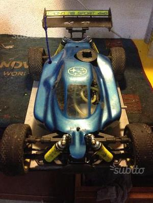 RC CRONO RS scala 1:8