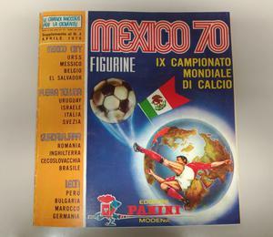 Album Mexico 70 vuoto