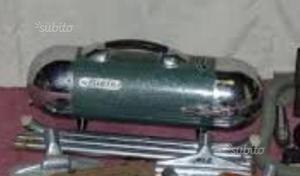 Aspirapolvere Hoover anni 50 vintage