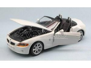 Bburago BUW BMW Z WHITE 1:24 Modellino